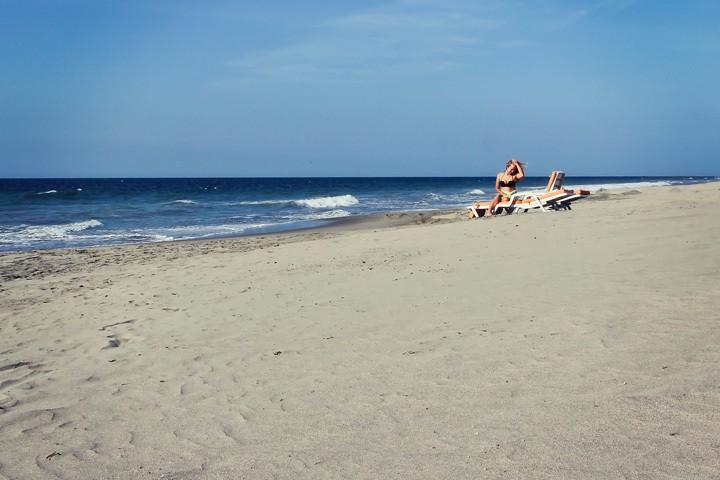 Vichayito Beach Peru