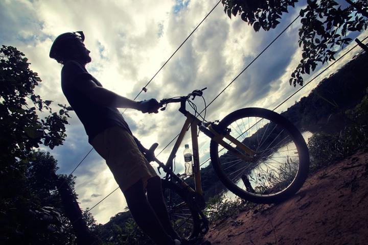 Biking Through the Jungle