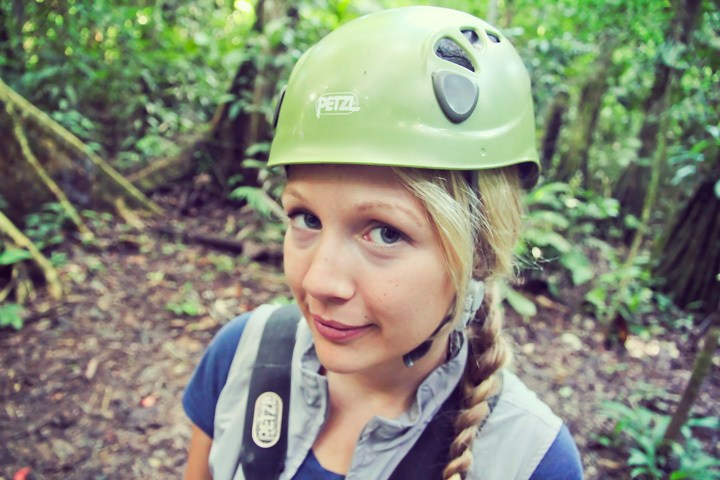 Tree Climbing with Rainforest Expeditions