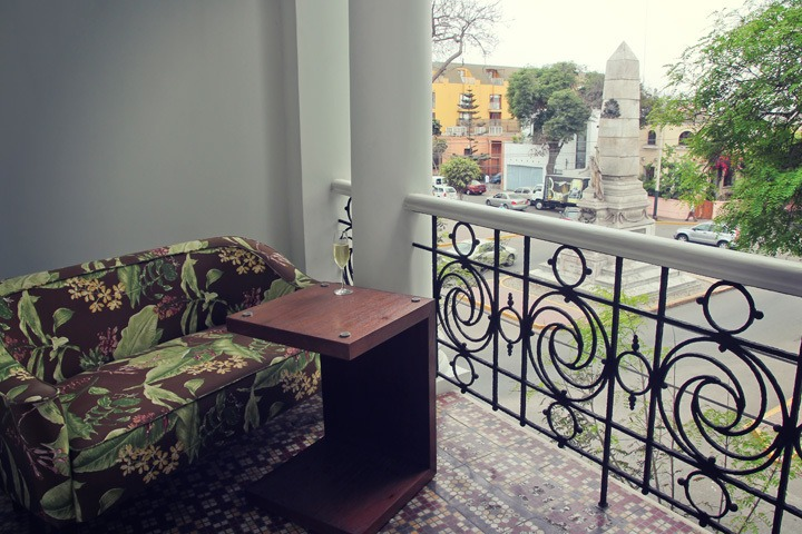 Atelier Suite at Hotel B in Lima, Peru