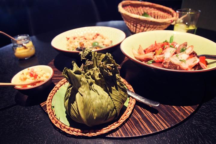 Amaz Restaurant in Lima