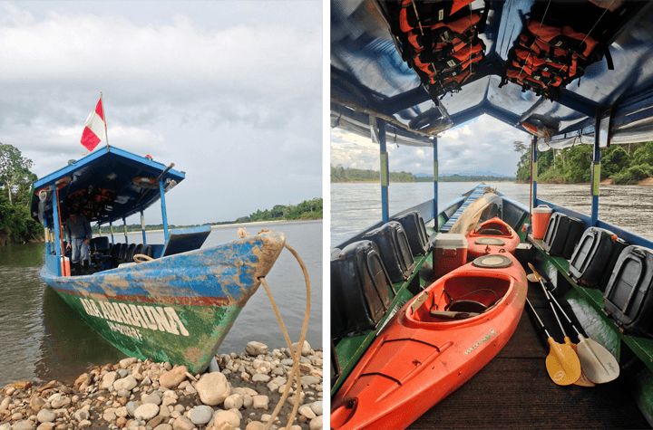 Adventure Tour with Rainforest Expeditions