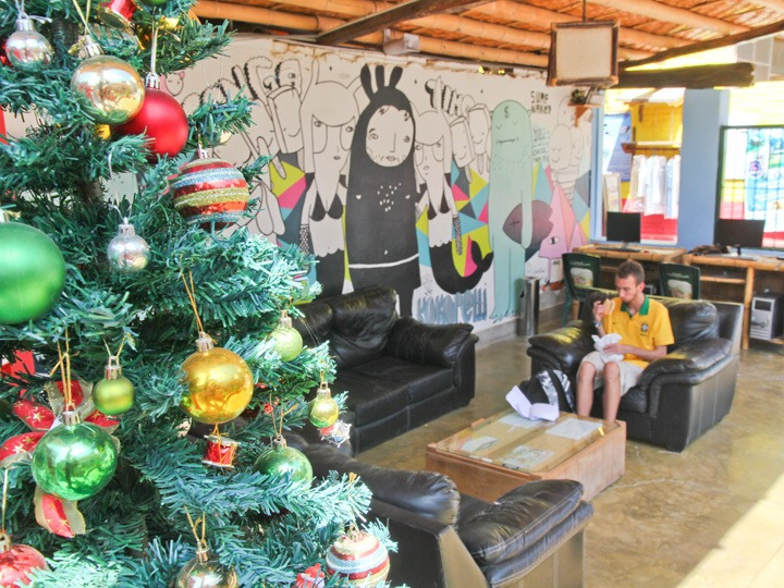 Kokopelli Mancora Living Room