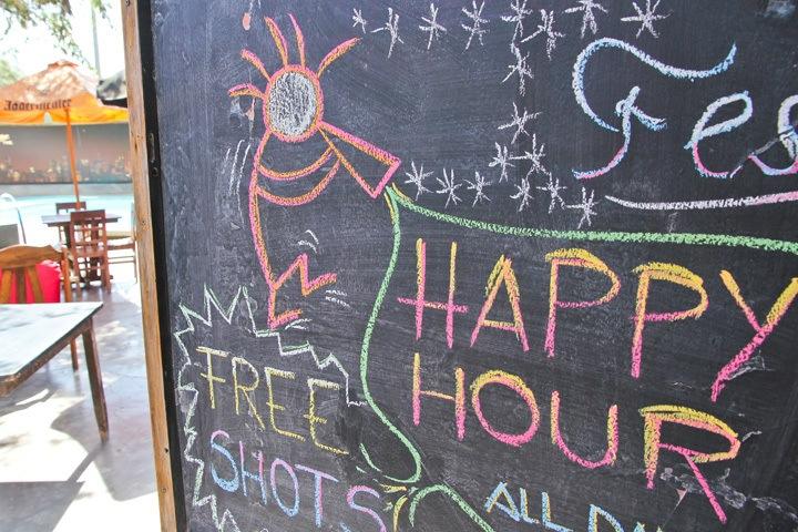 Kokopelli Mancora Happy Hour