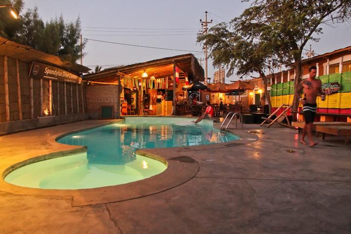 Kokopelli Mancora Pool