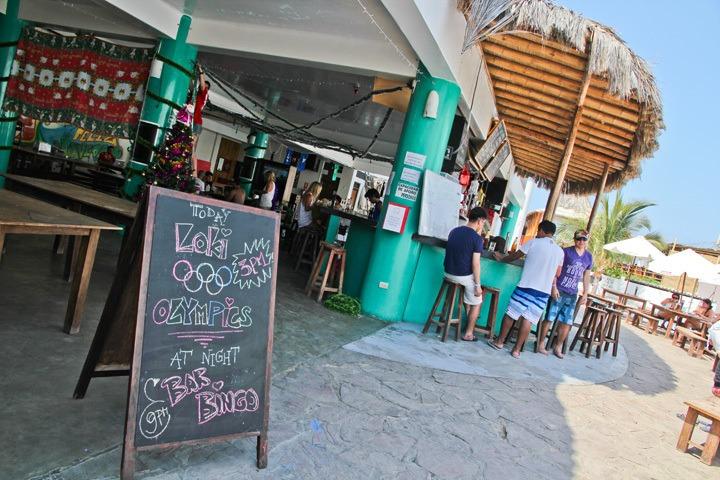 Loki Mancora Bar