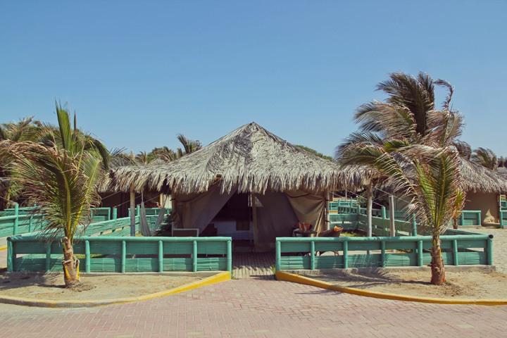 Vichayito Bungalows & Carpas