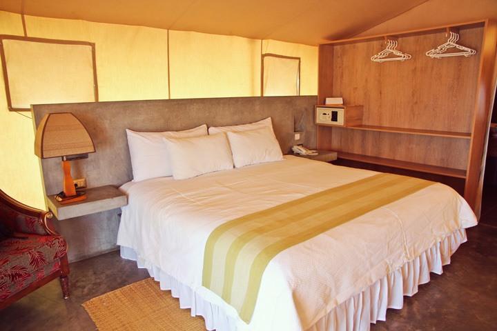 Luxury Camping in Mancora