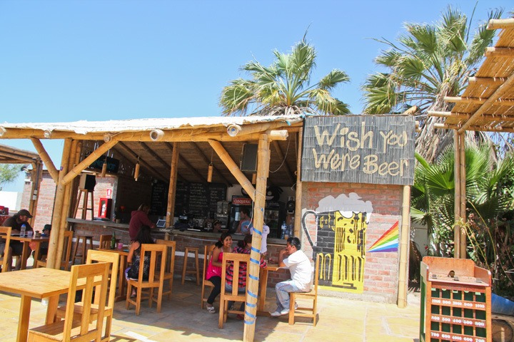 Kokopelli Paracas Bar