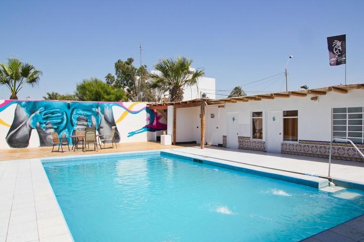 Kokopelli Paracas Pool