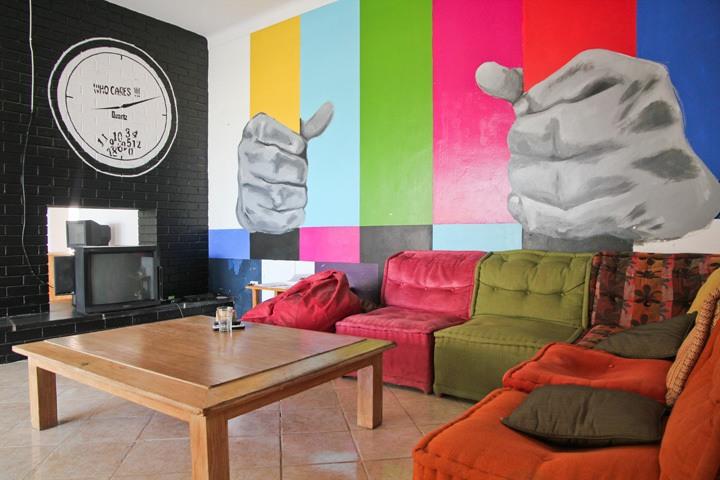 Kokopelli Paracas Living Room