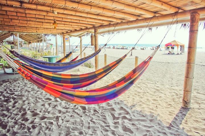 Montanita Beach in Ecuador