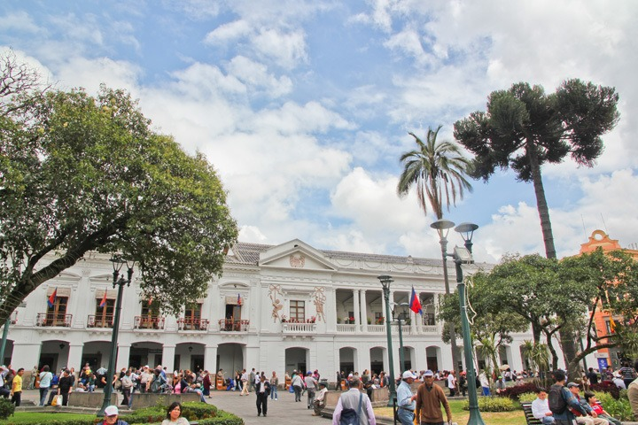 Presidential Palace, Quito