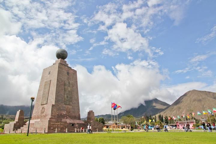 Mitad del Mundo Ecuador