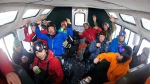 Working as a Ski Guide in Canada