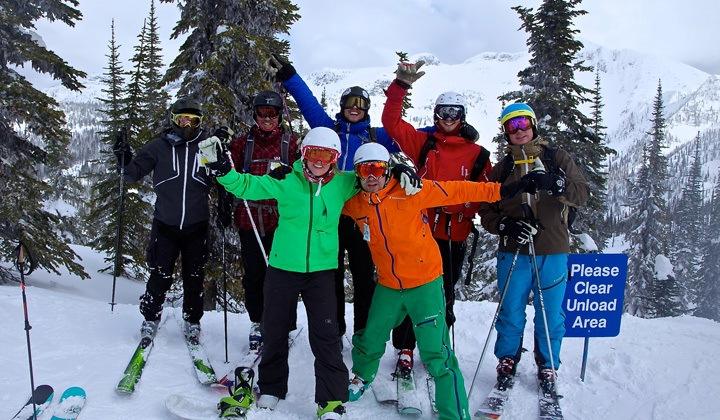Earning Abroad: Ski Guiding in Canada • Alex in Wanderland