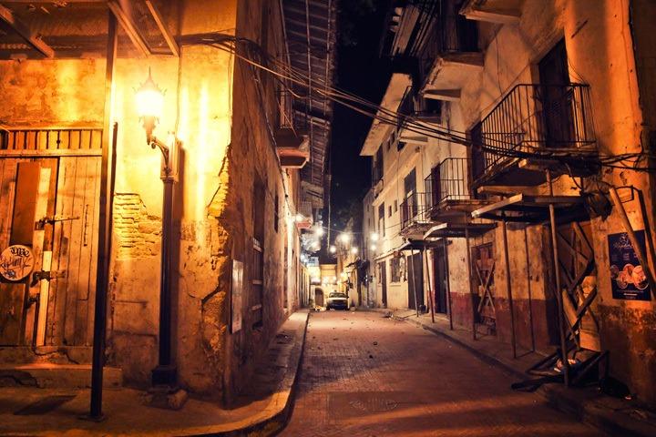 Nightlife in Casco Viejo