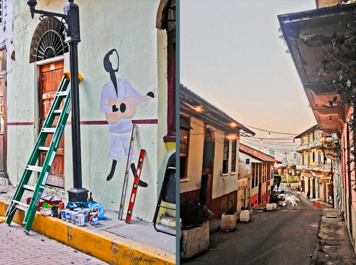Street Art in Casco Viejo