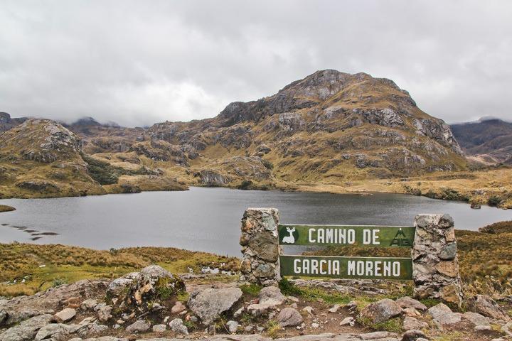 Caja National Park, Ecuador