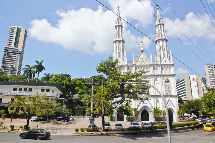 Downtown Panama City