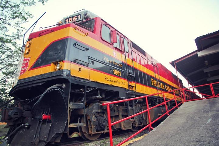 Panama Train Ride