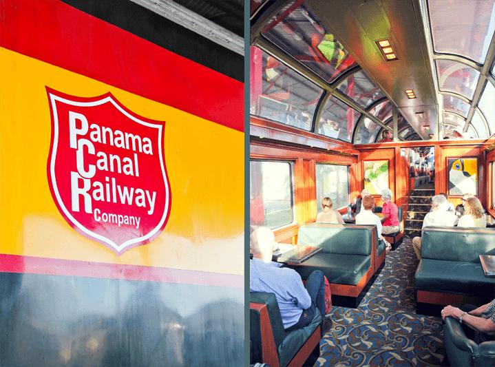 Panama City Train