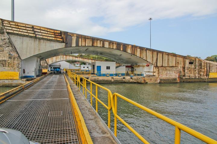 Gatun Locks, Panama