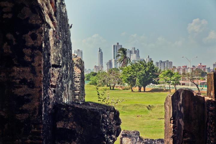 Panama Viejo, Panama City