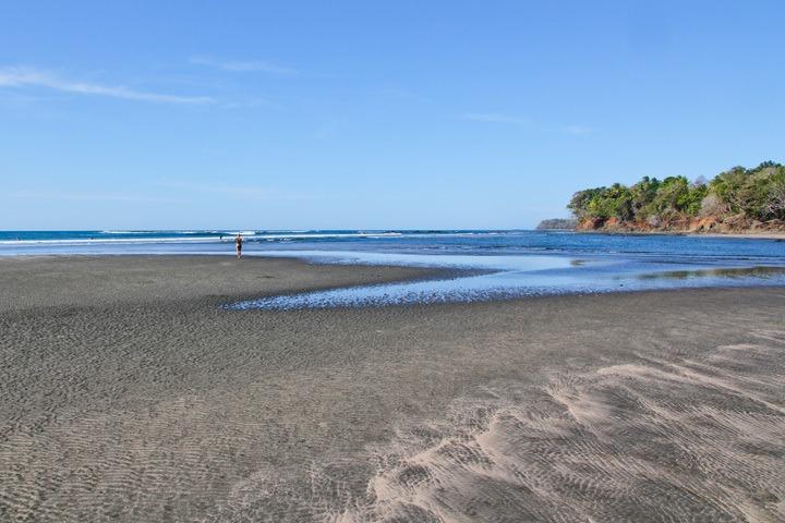 Estero Beach, Santa Catalina, Panama