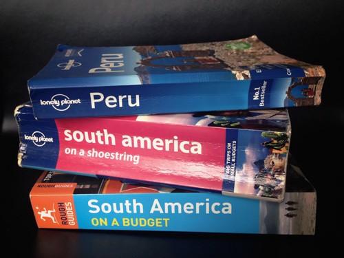 South America Guidebooks
