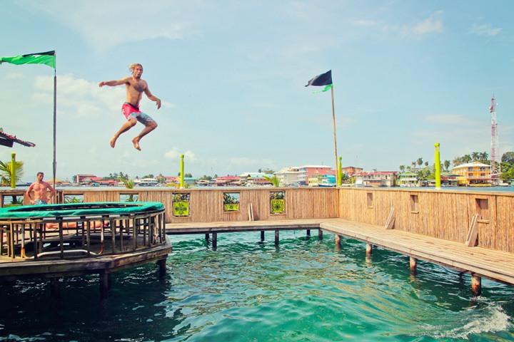 Bocas Aqua Lounge