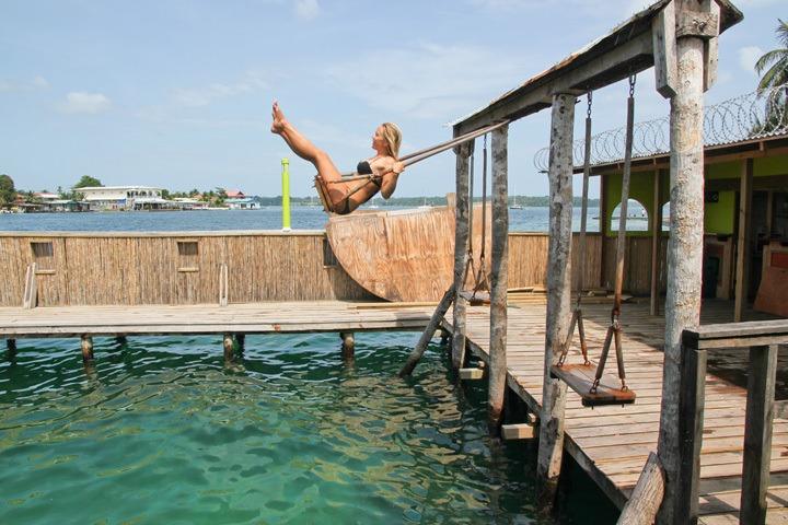 Panama Aqua Lounge