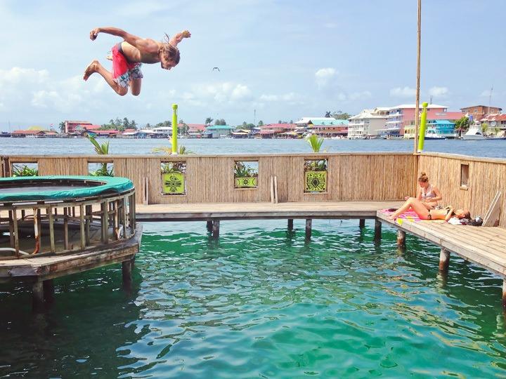 Bocas del Toro Aqua Lounge