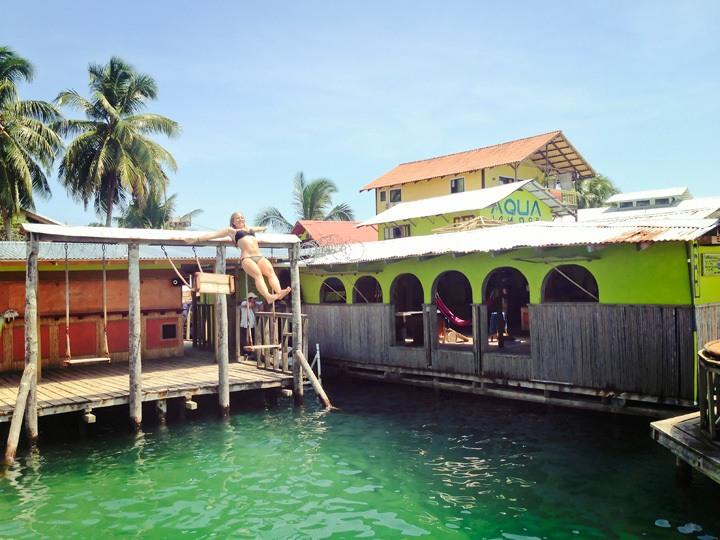 Aqua Lounge Panama