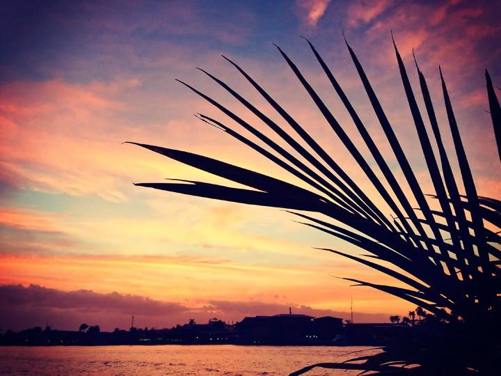 Bocas del Toro Sunset