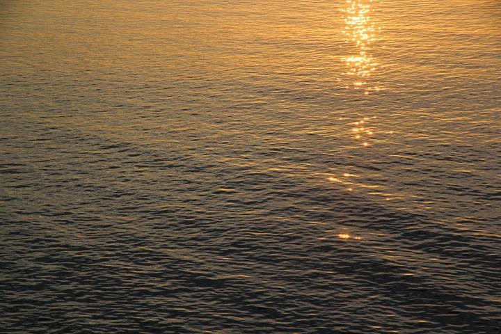 Sunrise on Isla de Coiba