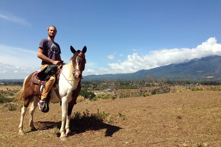 Horseback Riding in Boquete