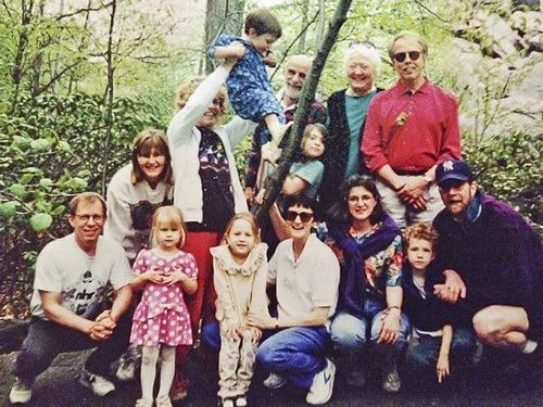 At MJ's Camp