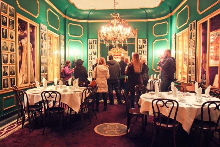 Antoine's Private Dining Rooms New Orleans