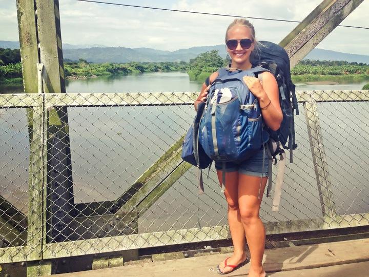 Crossing the Border into Costa Rica