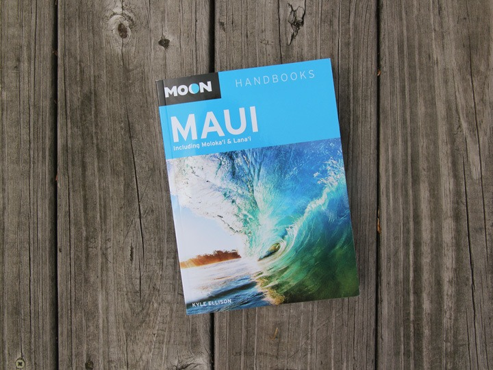 The Moon Guidebook for Maui