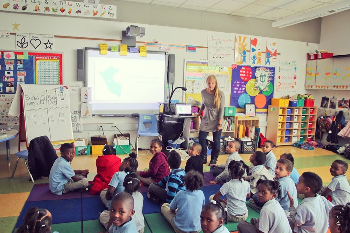 Teach For American New Orleans