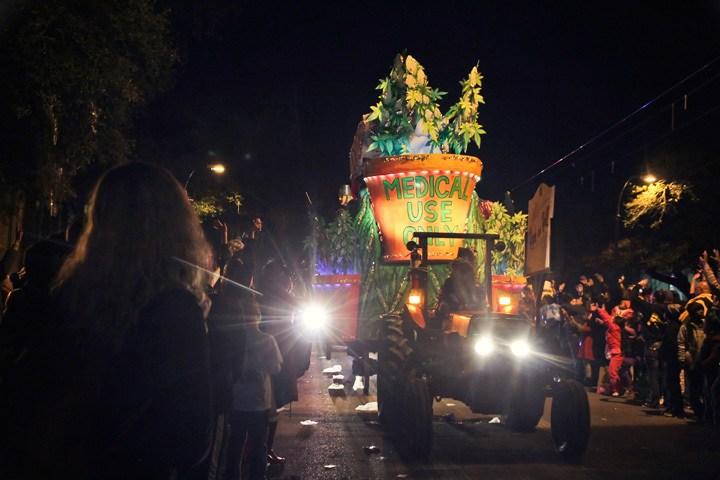 Knights of Babylon Mardi Gras 2014