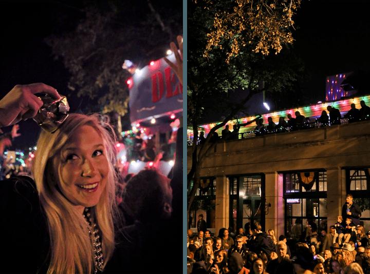Krewe of Muses Mardi Gras 2014