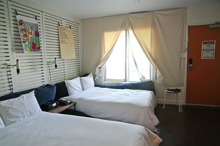 The Ace Hotel Room, Palm Springs