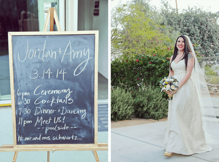 The Ace Palm Springs Wedding
