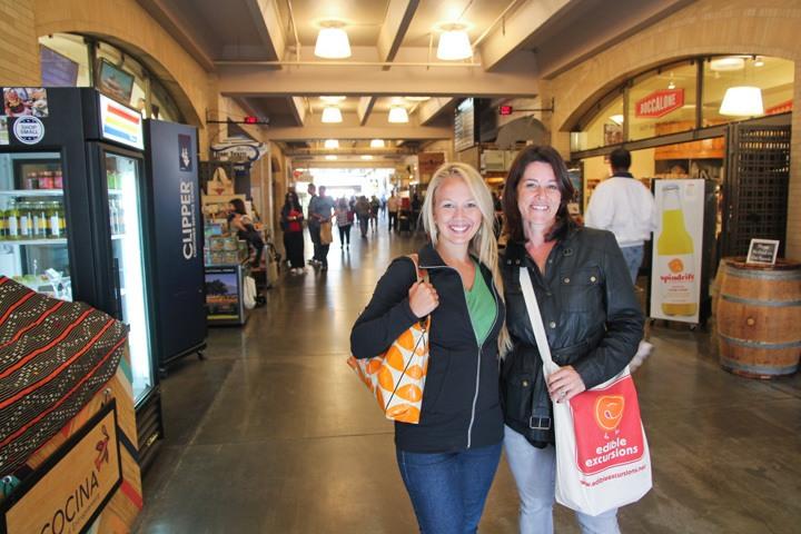 San Francisco Ferry Building Food Tour