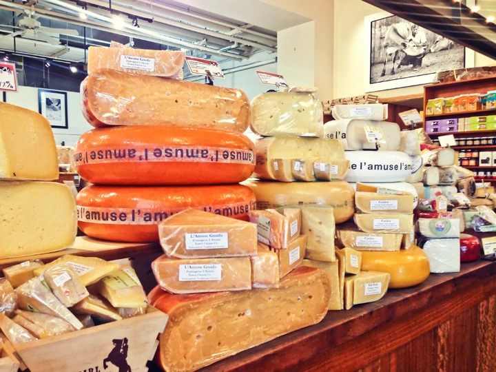 Cowgirl Creamery Ferry Building
