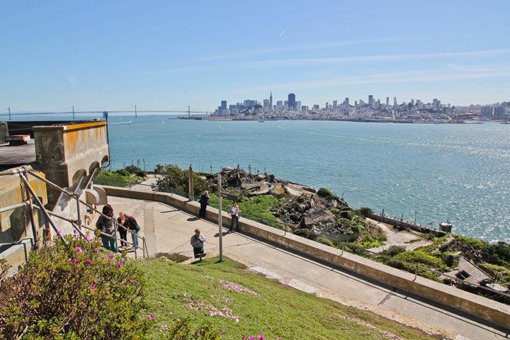 Alcatraz Audio Tour