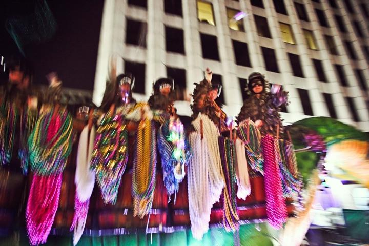 Krewe of Bacchus, Mardi Gras 2014